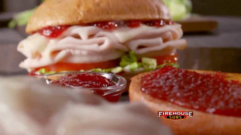Firehouse Subs Under 500 Calories Menu TV Spot, 'Hearty and Flavorful Menu' - Thumbnail 4