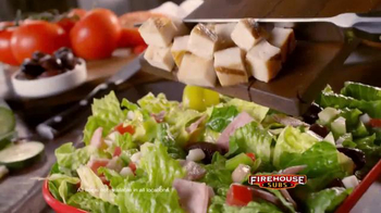 Firehouse Subs Under 500 Calories Menu TV Spot, 'Hearty and Flavorful Menu' - Thumbnail 5