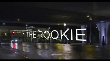 Toyota TV Spot, 'Investigation Discovery: Rookie' - Thumbnail 1