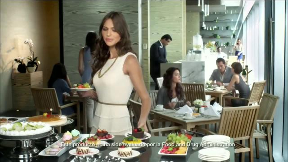 Metaboltonics TV Commercial, 'Mesa de postres'