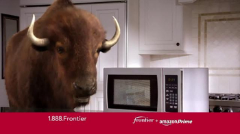 Frontier FiOS + Amazon Prime TV Spot, 'Blazing Fast' - Thumbnail 3