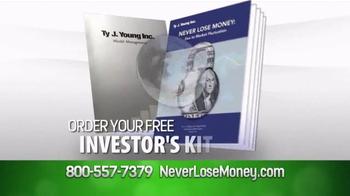 NeverLoseMoney.com TV Spot, 'Protected Against Losses' - Thumbnail 3