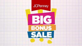 JCPenney Big Bonus Sale TV Spot, 'Doorbusters Galore' - Thumbnail 1