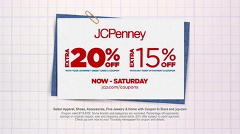JCPenney Big Bonus Sale TV Spot, 'Doorbusters Galore' - Thumbnail 2