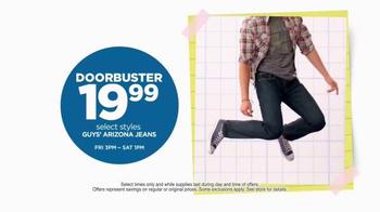 JCPenney Big Bonus Sale TV Spot, 'Doorbusters Galore' - Thumbnail 5