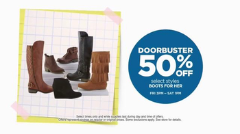 JCPenney Big Bonus Sale TV Spot, 'Doorbusters Galore' - Thumbnail 6