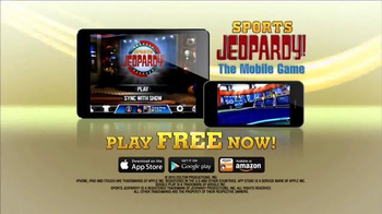 Sports Jeopardy! App TV Spot, 'The Game Is in Your Hands' - Thumbnail 8