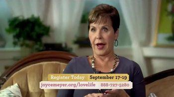 Joyce Meyer Ministries 2015 Love Life Women's Conference TV Spot, 'Power'