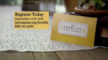 Joyce Meyer Ministries 2015 Love Life Women's Conference TV Spot, 'Power' - Thumbnail 5
