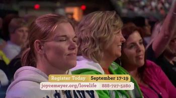 Joyce Meyer Ministries 2015 Love Life Women's Conference TV Spot, 'Power' - Thumbnail 4
