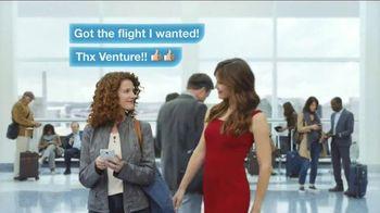 Capital One Venture Card TV Spot, 'Ticked Off Traveler' Ft. Jennifer Garner - Thumbnail 8