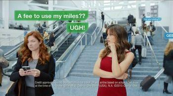 Capital One Venture Card TV Spot, 'Ticked Off Traveler' Ft. Jennifer Garner - Thumbnail 3