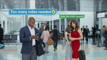 Capital One Venture Card TV Spot, 'Ticked Off Traveler' Ft. Jennifer Garner - 5603 commercial airings