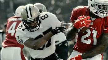 Under Armour SpeedForm TV Spot, 'What Fast Feels Like' Ft. Patrick Peterson - 8 commercial airings