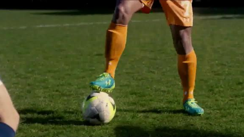 Under Armour SpeedForm TV Commercial, 'Soccer' Featuring Memphis Depay