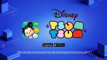 Line App: Disney Tsum Tsum TV Spot, 'Disney Characters' Ft. Disney Frozen - Thumbnail 4