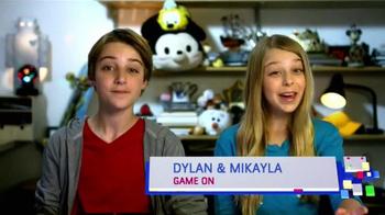 Line App: Disney Tsum Tsum TV Spot, 'Disney Characters' Ft. Disney Frozen - Thumbnail 1