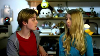 Line App: Disney Tsum Tsum TV Spot, 'Disney Characters' Ft. Disney Frozen - Thumbnail 2