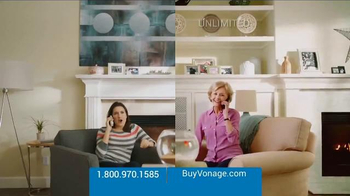 Vonage TV Spot, 'Family Phone'