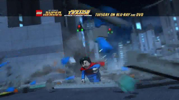 LEGO Justice League: Attack of the Legion of Doom Blu-ray and DVD TV Spot - Thumbnail 5
