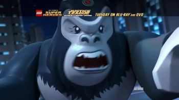 LEGO Justice League: Attack of the Legion of Doom Blu-ray and DVD TV Spot - Thumbnail 6