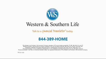 Western & Southern Life TV Spot, 'Buy a Home' Featuring Cris Collinsworth - Thumbnail 5