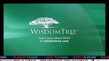 WisdomTree TV Spot, 'Japan Small Cap Hedged: DXJF' - Thumbnail 4
