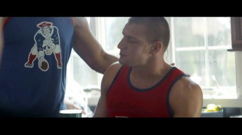 NFL TV Spot, \'Football is Family: Rob Gronkowski Suiting Up\'