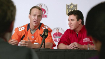 Papa John's TV Spot, 'Doesn't Speak Chinese' Featuring Peyton Manning - 2194 commercial airings