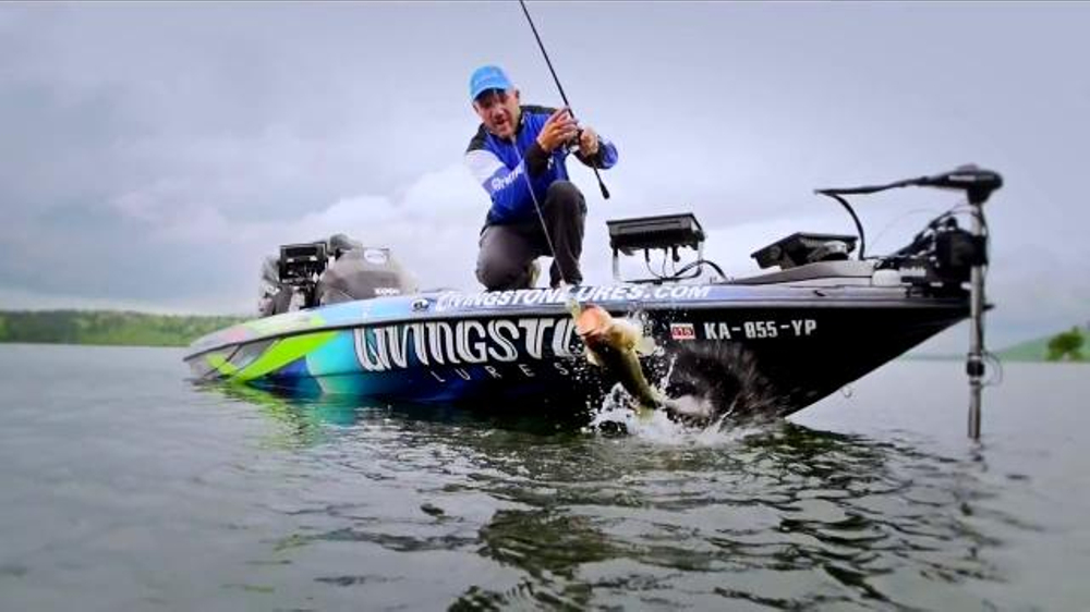Garmin Panoptix TV Commercial, 'Revolutionize Fishing' Featuring Brent Chapman