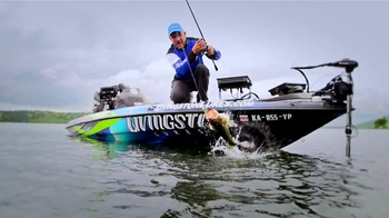 Garmin Panoptix TV Spot, 'Revolutionize Fishing' Featuring Brent Chapman
