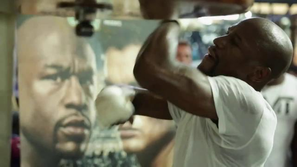 Showtime All Access TV Commercial, 'Mayweather vs  Berto' - Video