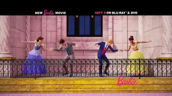 Barbie Rock 'N Royals Blu-Ray and DVD TV Spot - Thumbnail 3