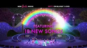 Barbie Rock 'N Royals Blu-Ray and DVD TV Spot - Thumbnail 5