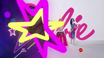Barbie Rock 'N Royals TV Spot, 'Dolls and Movie' - Thumbnail 9
