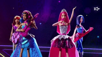 Barbie Rock 'N Royals TV Spot, 'Dolls and Movie' - Thumbnail 3
