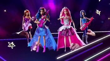 Barbie Rock 'N Royals TV Spot, 'Dolls and Movie' - Thumbnail 5