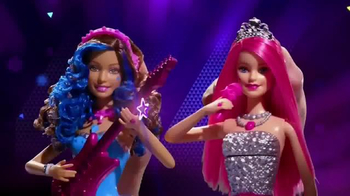 Barbie Rock 'N Royals TV Spot, 'Dolls and Movie'