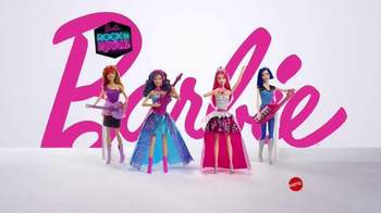 Barbie Rock 'N Royals TV Spot, 'Dolls and Movie' - Thumbnail 8