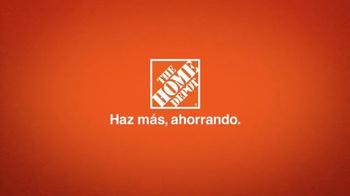 The Home Depot TV Spot, 'Adornar con losa cerámica' [Spanish] - Thumbnail 9