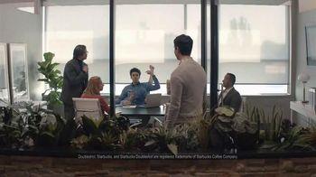 Starbucks Doubleshot TV Spot, 'Multitasker: George'
