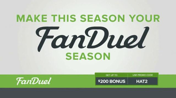 FanDuel Fantasy Football One-Week Leagues TV Spot, 'On a New Level' - Thumbnail 8
