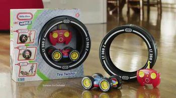 Little Tikes Tire Twister TV Spot, 'Insane New Twist'