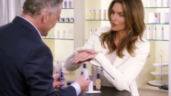 Meaningful Beauty TV Spot, 'Look Years Younger' Featuring Cindy Crawford - Thumbnail 1