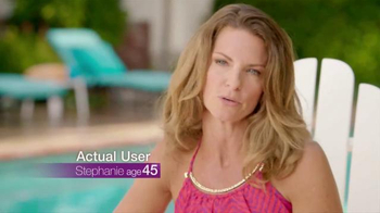 Meaningful Beauty TV Spot, 'Look Years Younger' Featuring Cindy Crawford - 83 commercial airings