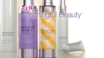 Meaningful Beauty TV Spot, 'Look Years Younger' Featuring Cindy Crawford - Thumbnail 4