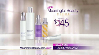 Meaningful Beauty TV Spot, 'Look Years Younger' Featuring Cindy Crawford - Thumbnail 5