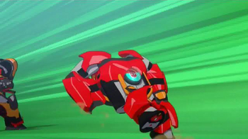 Transformers Robots in Disguise TV Spot, 'Mini-Cons' - Thumbnail 1