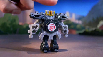 Transformers Robots in Disguise TV Spot, 'Mini-Cons' - Thumbnail 2