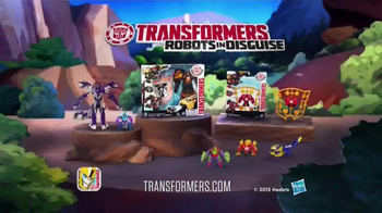 Transformers Robots in Disguise TV Spot, 'Mini-Cons'